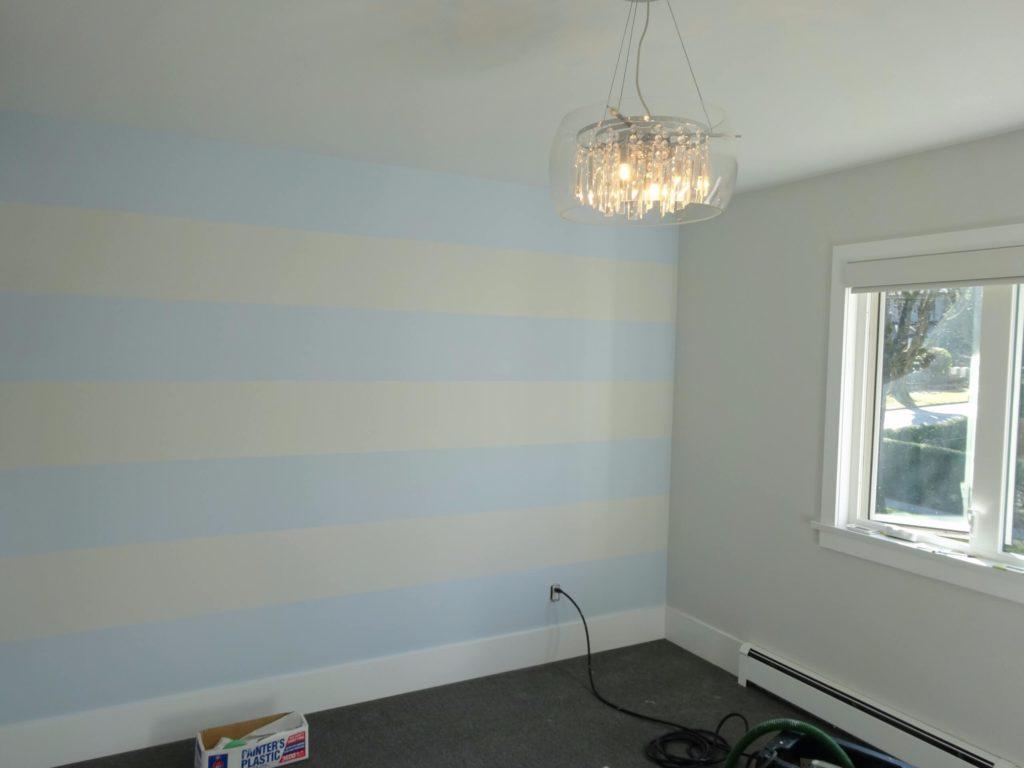 Colored Wall Dunbar Painting