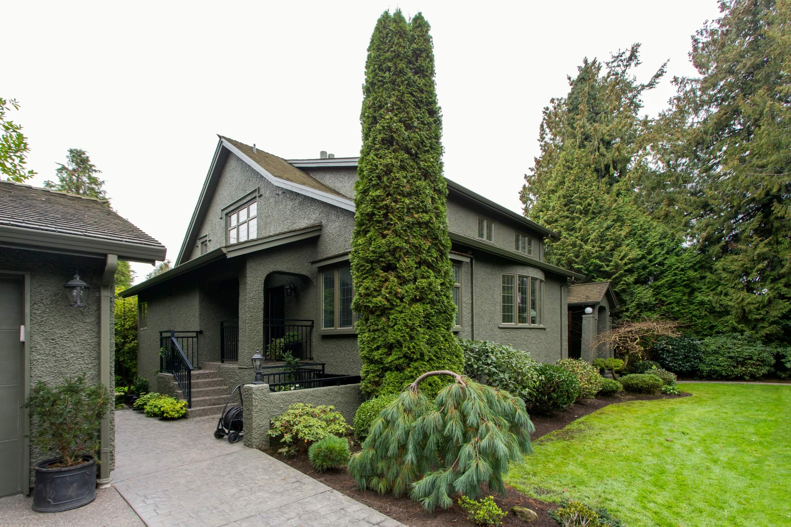 Exterior Painting Photos Of Homes Painted By Dunbar Painting