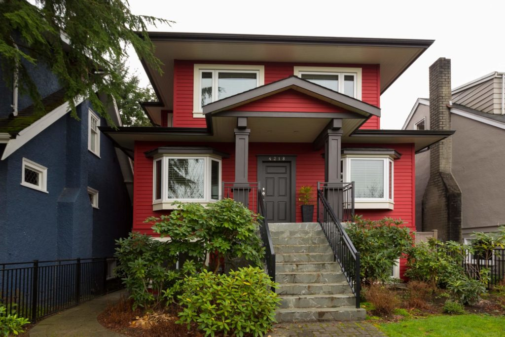 vancouver heritage home painting