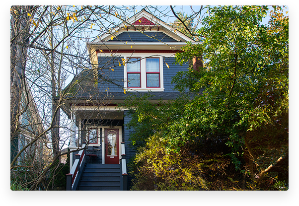 House Dunbar Painting