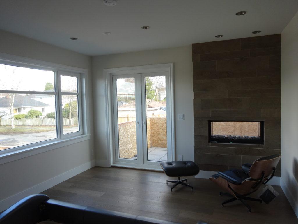 Living Room Dunbar Painting