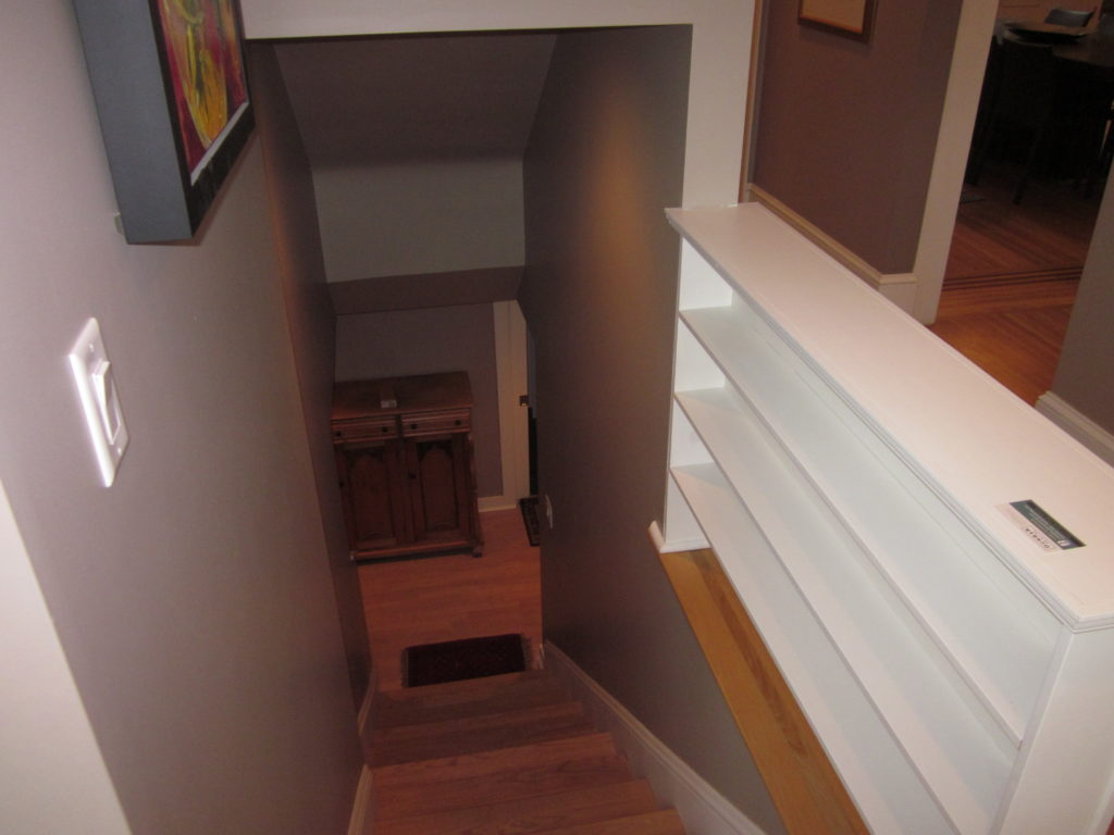 Steps Image Dunbar Painting